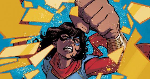 La actriz Iman Vellani será la protagonista de Ms. Marvel