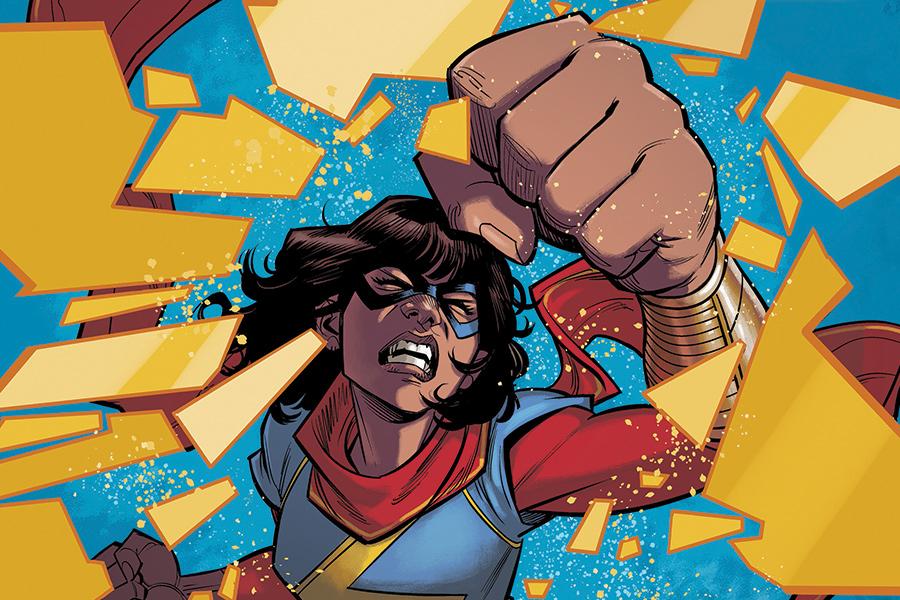 La serie Ms. Marvel ya cuenta con sus directores