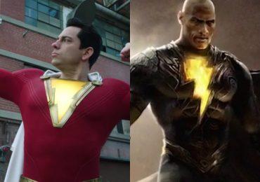 Zachary Levi pensó que The Rock le había ganado el papel de Shazam!