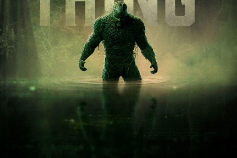 Swamp Thing cuenta con un sensacional poster para su reestreno