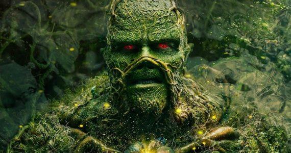 Los secretos del pantano se develan en nuevo póster de Swamp Thing