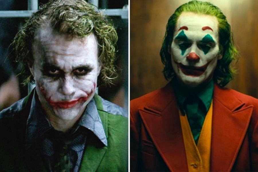 The Dark Knight: Así lucía el diario de Heath Ledger como Joker