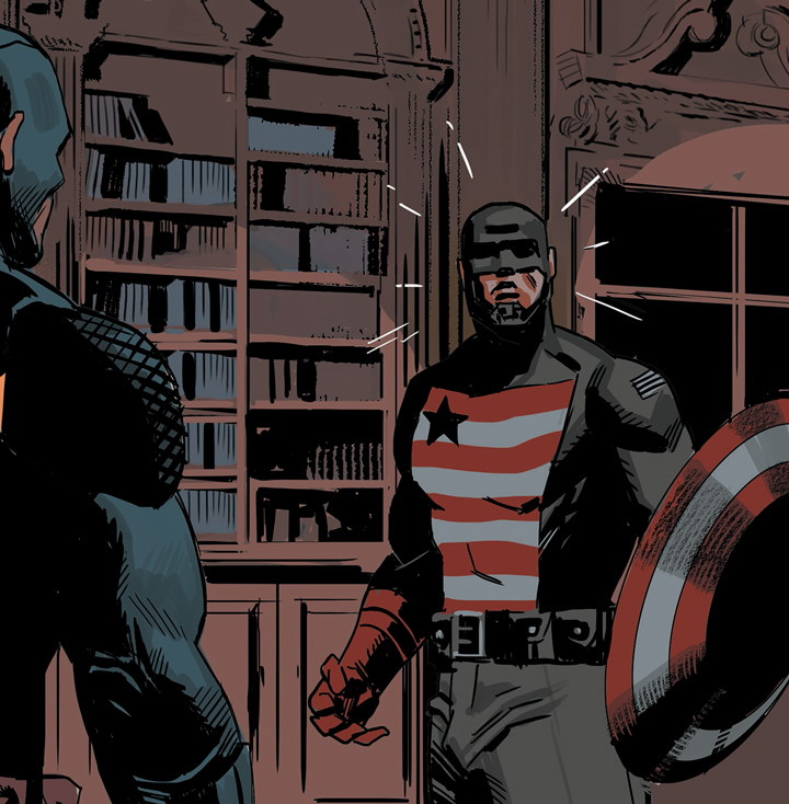Así luce el US Agent en The Falcon and the Winter Soldier