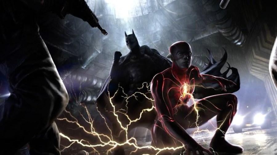 The Flash: Arte conceptual revela el aspecto de Thomas Wayne como Batman