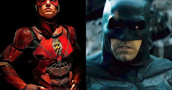 Batman (Ben Affleck) encontraría la muerte en The Flash