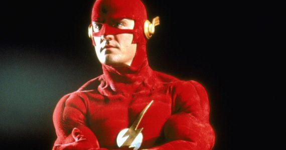 John Wesley Shipp conmemoró el 30 aniversario del estreno de The Flash