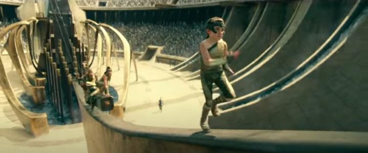 Wonder Woman 1984: ¿Qué veremos en los Juegos Olímpicos de las Amazonas?