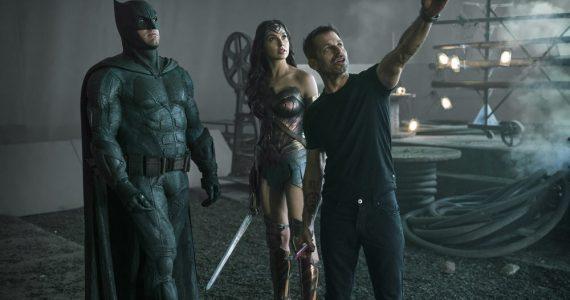 Zack Snyder filmará algunas escenas extras de Justice League