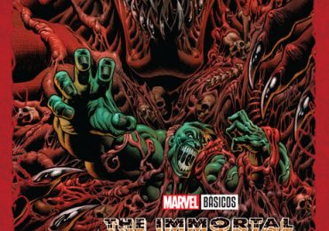 Marvel Básicos – Absolute Carnage: The Immortal Hulk, y otras historias