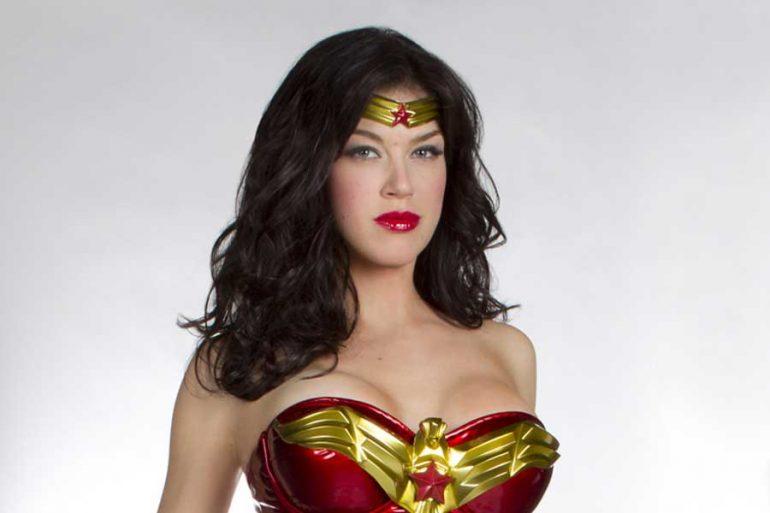 """Adrianne Palicki: """"usar el traje de Wonder Woman fue simplemente un sueño"""""""
