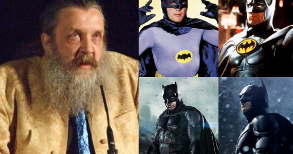 ¿Cuál es el Batman favorito de Alan Moore?