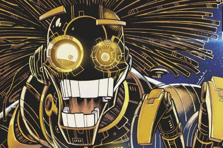 Arte conceptual de The New Mutants muestra la apariencia de Warlock