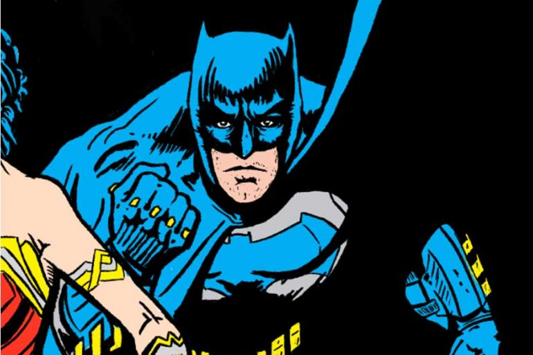 Así luce el cine de DC de Zack Snyder en versión cómic
