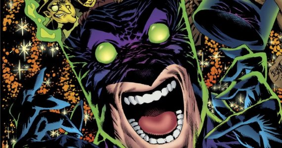 Kelley Jones explora los miedos en Batman: Kings of Fear