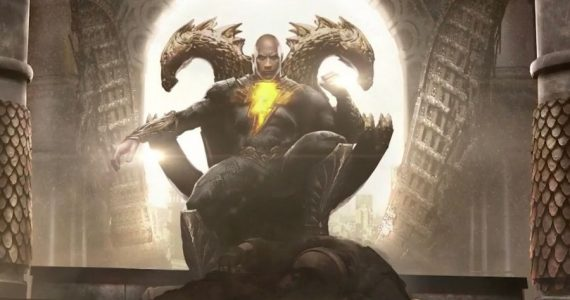 Otro villano estará integrándose a la película de Black Adam