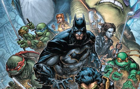 DC Definitive Edition – Batman/Teenage Mutant Ninja Turtles II