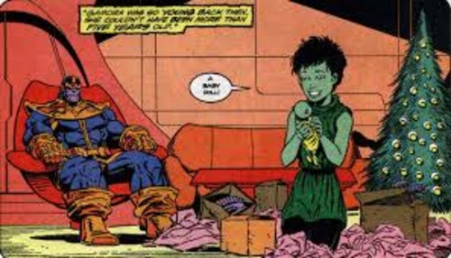 Feliz Navidad villanos de Marvel que se derriten por las fiestas