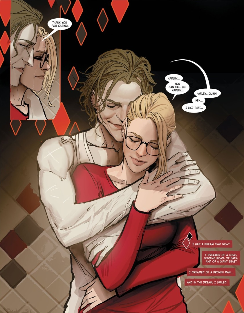 Harleen de Stjepan Sejic: una mirada al pasado de abusos de Harley Quinn