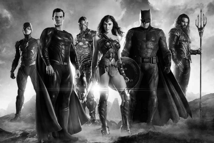 Batman, Cyborg y Mera se integran a las regrabaciones de Justice League