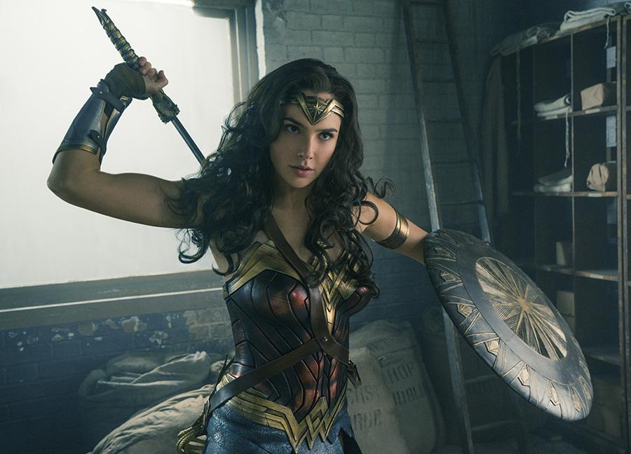 La historia de Wonder Woman en números