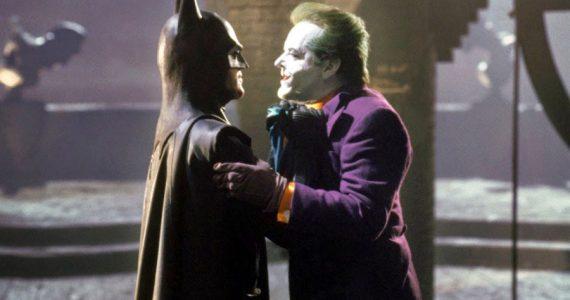 Las reacciones al tráiler de Batman de Tim Burton en 1989