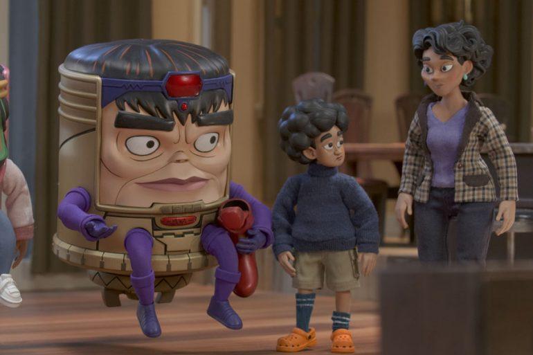 M.O.D.O.K: el primer vistazo a la nueva serie animada ¡te sorprenderá!