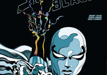 Marvel Deluxe Silver Surfer: Black