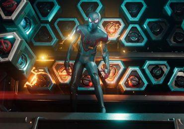 Conoce el traje TRACK del videojuego Marvel's Spider-Man: Miles Morales