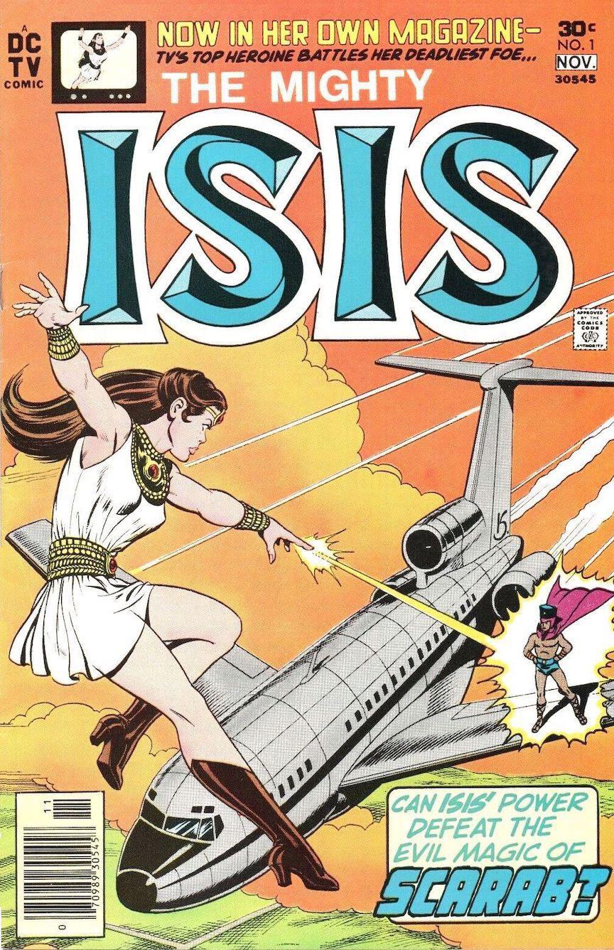 ¿Quién es Isis y por qué la veremos en Black Adam?