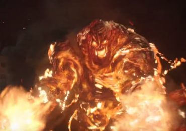 Así lucía Molten Man para Spider-Man: Far From Home