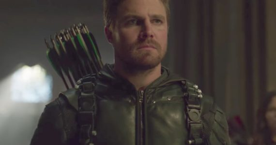 ¡Fuerza Green Arrow! Stephen Amell padeció COVID-19
