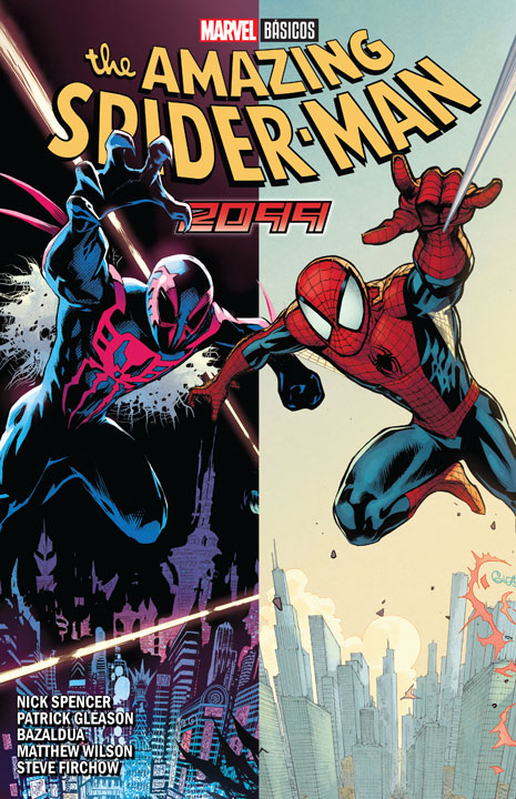 Marvel Básicos – The Amazing Spider-Man: 2099