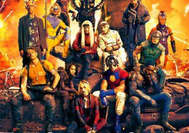 The Suicide Squad: nuevas fotos del equipo completo