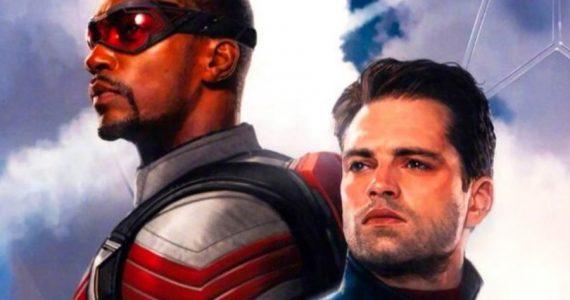¡Corte y queda! The Falcon and the Winter Soldier termina de filmar su temporada 1