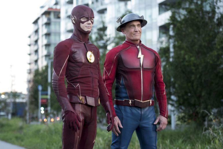Jay Garrick volverá a la séptima temporada de The Flash