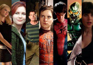 Top 10: personajes que necesita recuperar el Spider-Verse en Spider-Man 3
