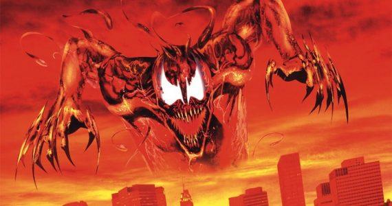 Así podría lucir Woody Harrelson como Carnage en Venom 2