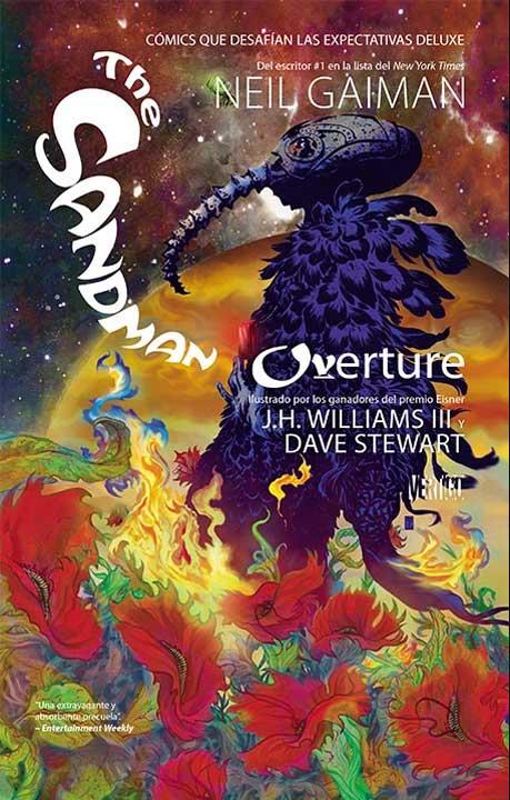 Vertigo Deluxe The Sandman: Overture