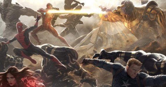 Arte conceptual de Avengers: Endgame devela primeras ideas de la batalla final