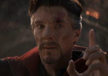 Un momento clave de Doctor Strange en Avengers: Endgame fue improvisado