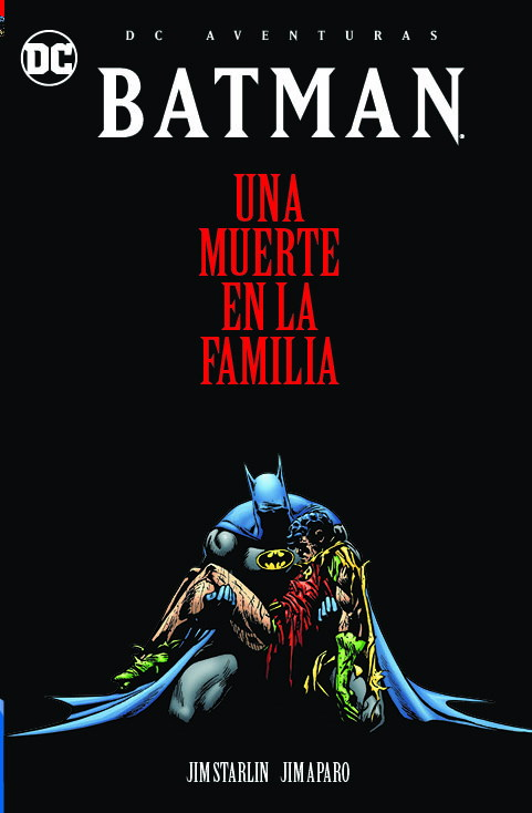 Bruce y Jason se enfrentan en nuevo clip de Batman: Death in the Family