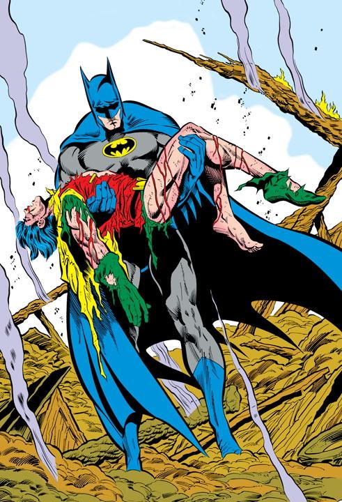 Video: Jason Todd revela el mayor temor de Batman en Death in the Family