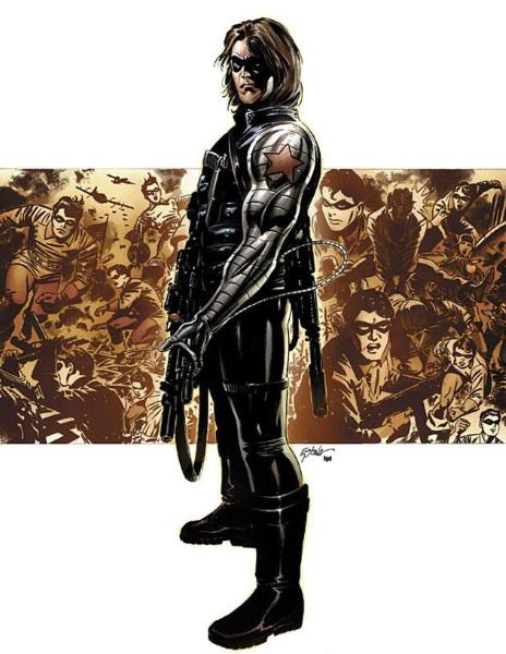 Razones para leer Capitán América: Soldado del Invierno