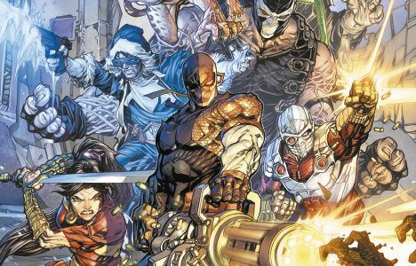 DC Semanal: DCEASED: Unkillables #1