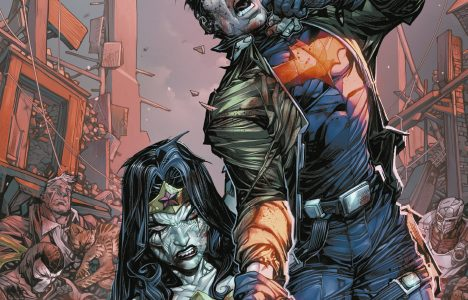 DC Semanal: DCEASED: Unkillables #3