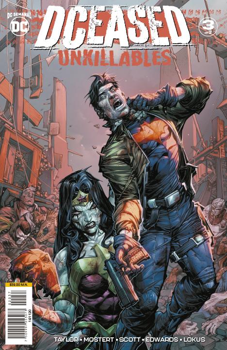 DC Semanal: DCEASED: Unkillables #3