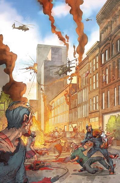 DCeased: Unkillables: Los héroes caen y los villanos se levantan