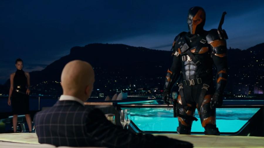 Deathstroke también regresa al Snyder Cut de Justice League