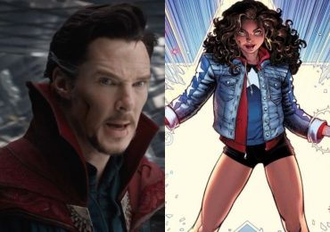 Miss America habría llegado a Doctor Strange in the Multiverse of Madness