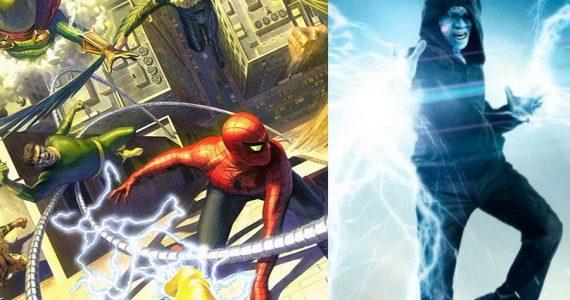 Electro habría completado a The Sinister Six para el MCU